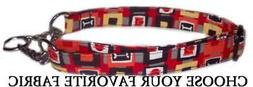 SPIFFY POOCHES Martingale Dog Collars, Training Collars, No